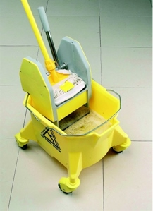 economy_kentucky_mop_bucket_with_plastic_press_max450_wringer_green