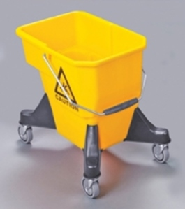 yellow_20_litre_mobile_bucket_on_castors