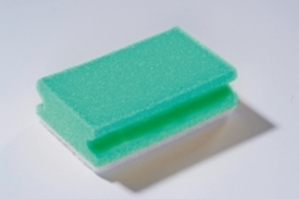 colour_coded_sponge_non_abrasive_green