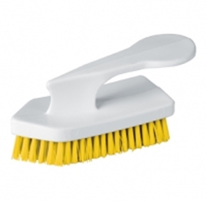 small-scrubbing-brush-with-handle-yellow-90mm-312
