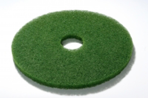 8_inch_green_scrubbing_floor_pads_discs_box_of_5_f08gn