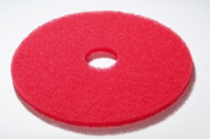 10_inch_red_buffing_polishing_floor_pads_discs_box_of_5_f10rd