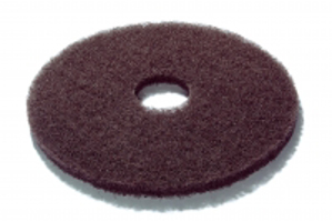 11_inch_brown_stripping_floor_pads_discs_box_of_5_f11bn