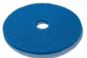 16' inch Blue Buffing - Polishing Floor pads/ discs - Box of 5 - F16BL