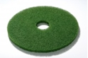 16' inch Green Scrubbing  Floor pads/ discs - Box of 5 - F16GN