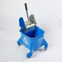 smoothline-kentucky-mop-bucket-with-medium-size-heavy-duty-steel-geared-cm1220-wringer-blue