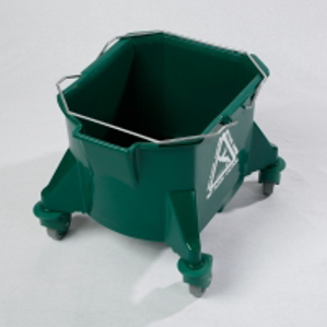 smoothline_kentucky_mop_bucket_only_with_75mm_3_castors_green