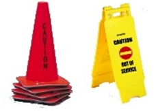 Picture for category Safety Signs & Cones