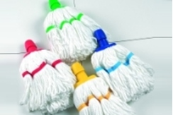 Picture for category Colour Coded Standard Socket Mop Heads