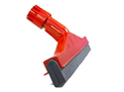 image of Floor squeegee 35cm 14 inch hygiene colour coded RED